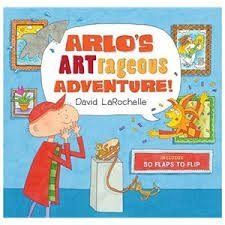 Arlo's Artrageous Adventure